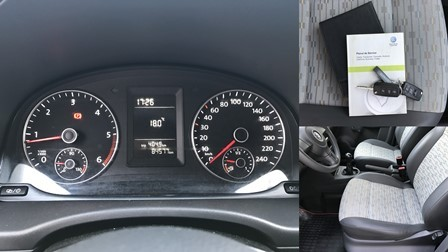 VW CADDY VAN 1.6 TDI MODELUL NOU Foto 6