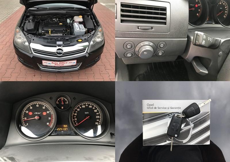 Opel Astra H berlina 1.6 EcoTec Foto 10