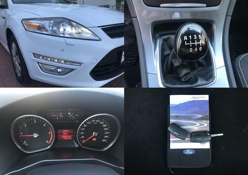 Ford Mondeo 2.0 TDCI Xenon,Leduri Foto 10