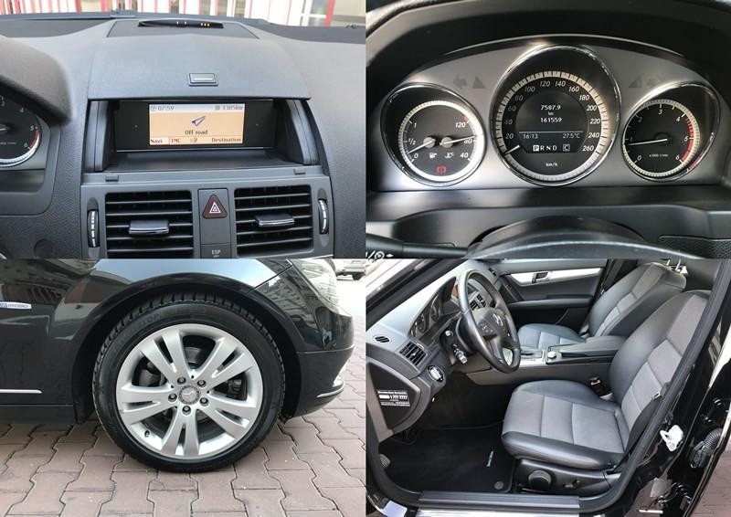 Mercedes Benz C200 Avantgarde,Panorama Foto 12