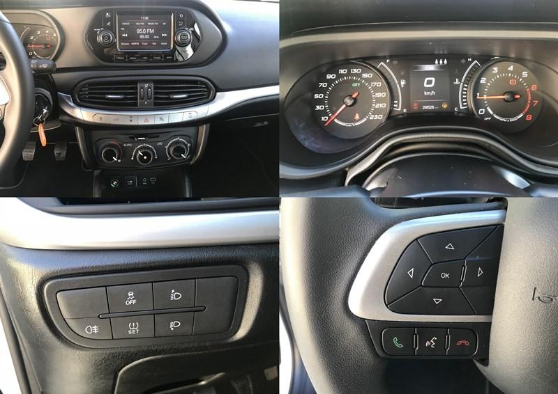 Fiat Typo 2018 benzina + GPL Foto 9