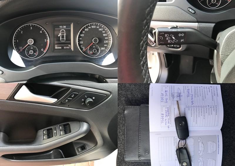 VW JETTA 1.6 TDI HIGHLINE Foto 9
