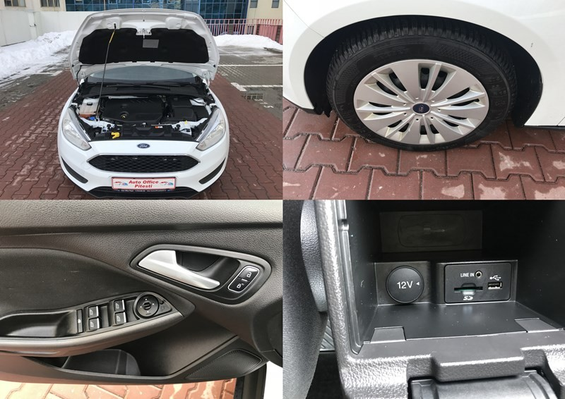 Ford Focus 1.6 TDCI Facelift Impecabil Foto 10