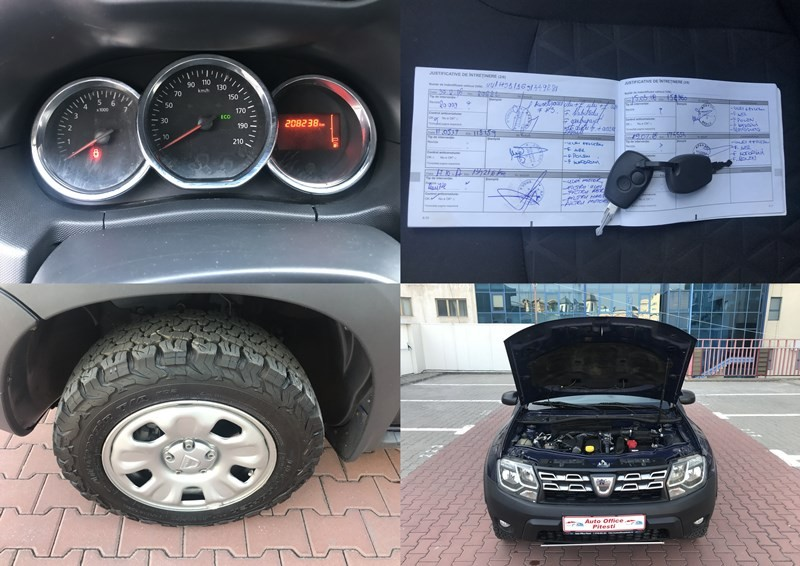 DACIA DUSTER PICK-UP  Foto 10