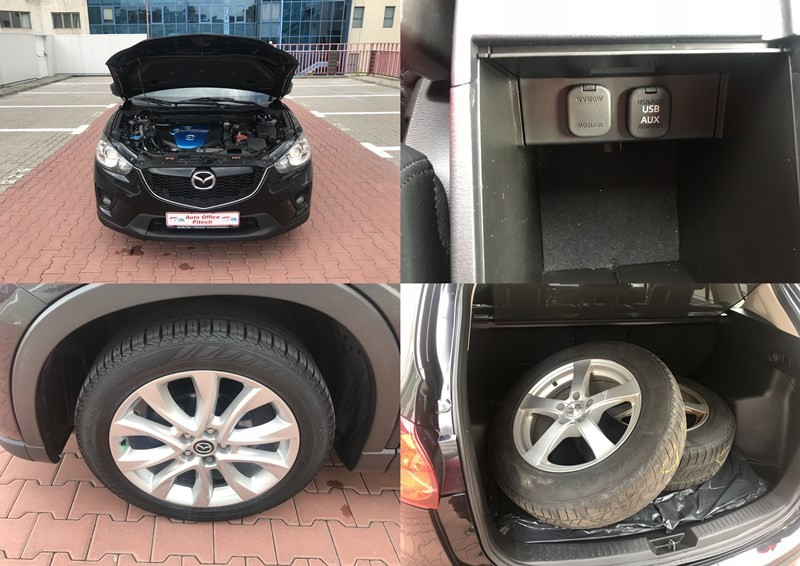 Mazda CX-5 AWD 2.2 176 CP EURO 6 Foto 11