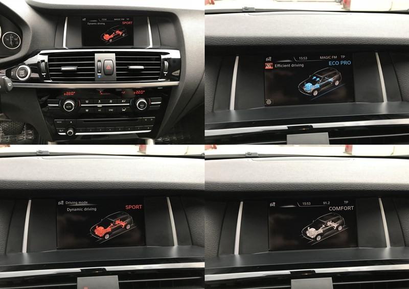 BMW X3 FACELIFT EURO 6 Foto 9