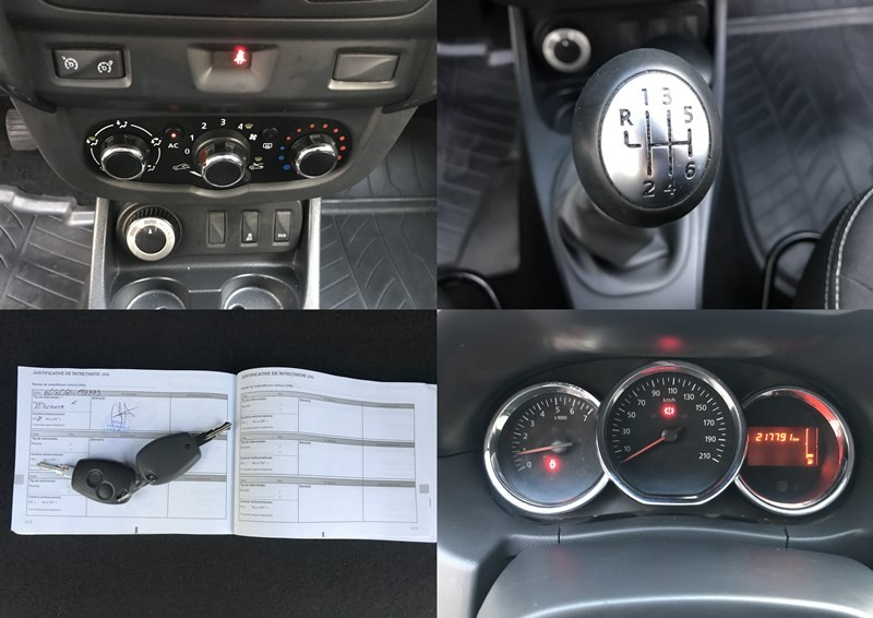 Dacia Duster 4*4 1.5 DCI 110 CP FACELIFT Foto 9