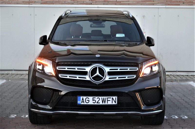 MERCEDES-BENZ GLS 400 4 MATIC